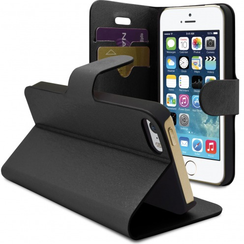 Smart Cover iPhone 5/5S Papyrus Black