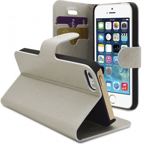 Smart Cover iPhone 5/5S Papyrus Silvery