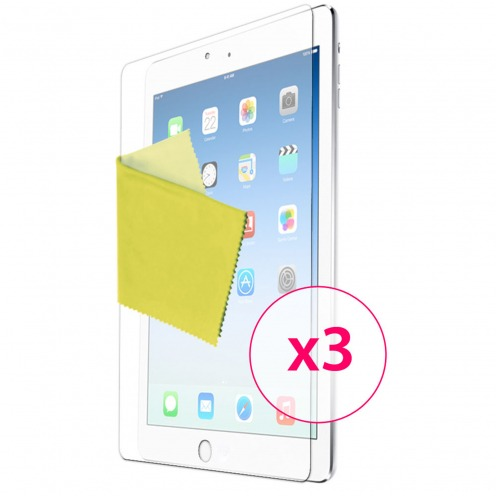 Clubcase ® Anti-Glare HQ screen protector for iPad Air 3-Pack