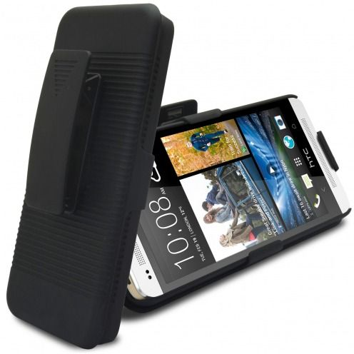 "Belt Case ""HOLSTER"" for HTC One M7 Black"