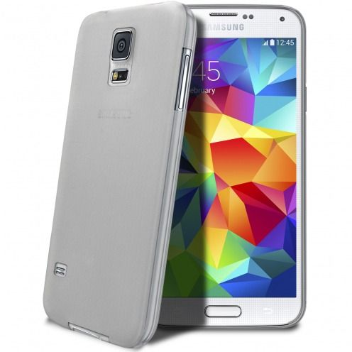 Ultra thin Case 0.3 mm Frost for Samsung Galaxy S5 Clear