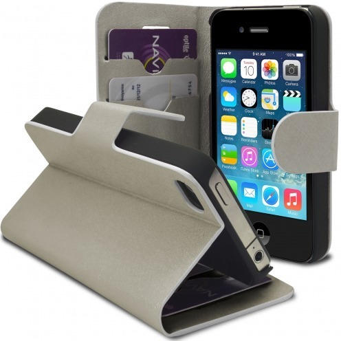 Smart Cover iPhone 4/4S Papyrus Silvery