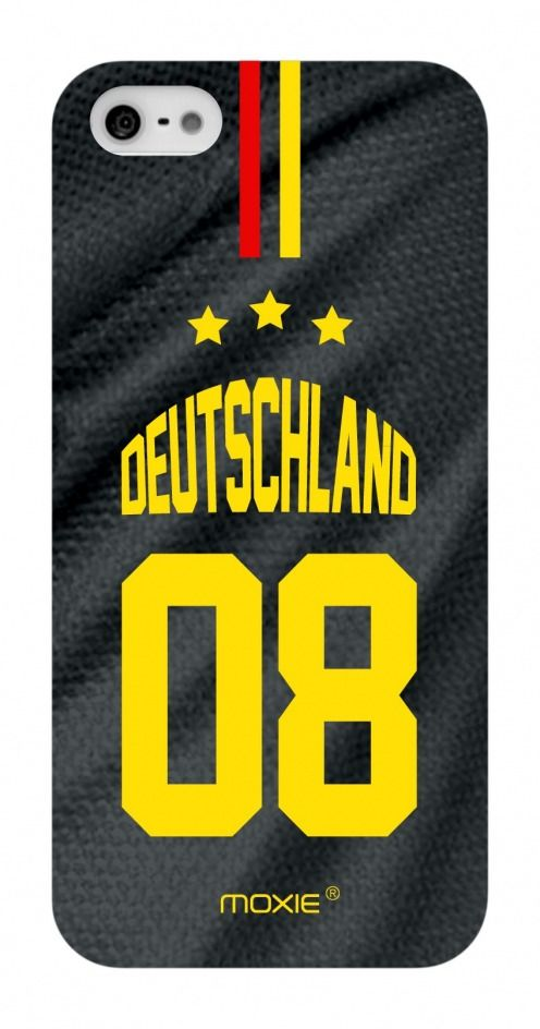 World Cup Limited Edition 2014 Copa Do Mundo Germany iPhone 5S / 5 Case