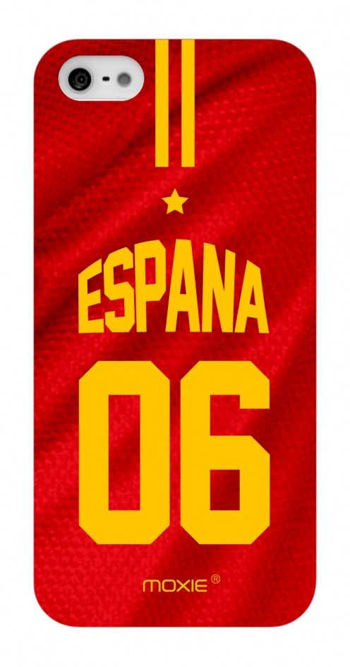 World Cup Limited Edition 2014 Copa Do Mundo Spain iPhone 5S / 5 Case