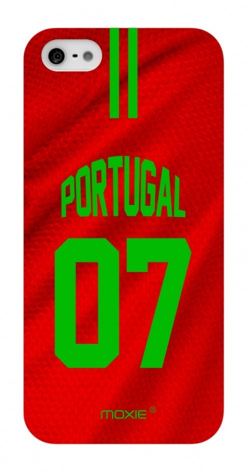 World Cup Limited Edition 2014 Copa Do Mundo Portugal iPhone 5S / 5 Case