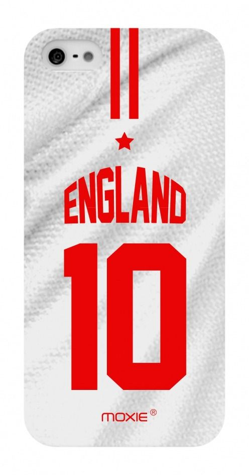 World Cup Limited Edition 2014 Copa Do Mundo England iPhone 5S / 5 Case