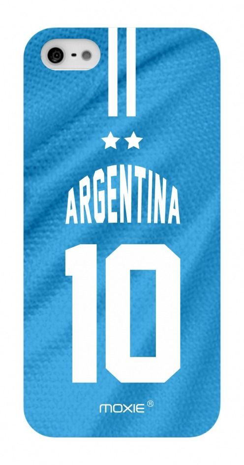 World Cup Limited Edition 2014 Copa Do Mundo Argentina iPhone 5S / 5 Case