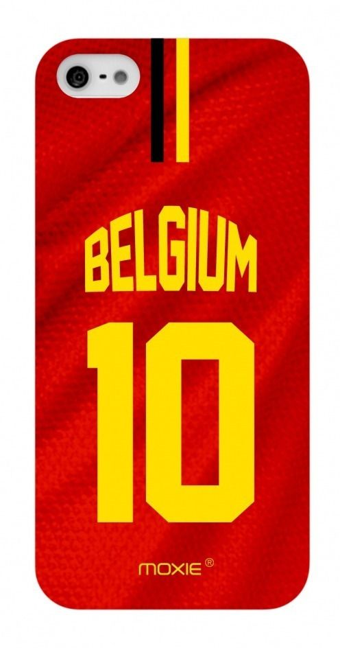 World Cup Limited Edition 2014 Copa Do Mundo Belgium iPhone 5S / 5 Case