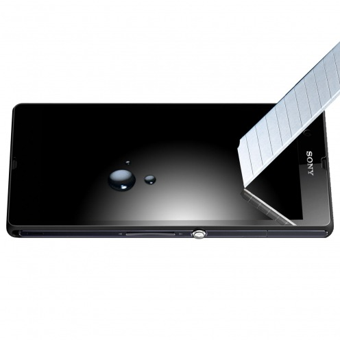 Otao 9H X-Lambo Tempered Glass Screen Protector for Sony Xperia Z