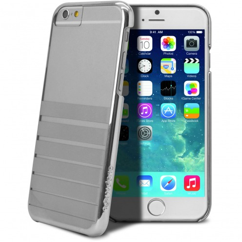 X-Doria Engage Plus Crystal Chrome case for iPhone 6 - Silver