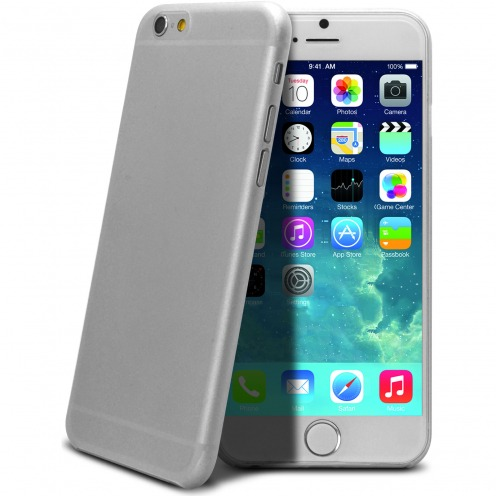 Ultra thin 0.3 mm Case Frost for iPhone 6 White