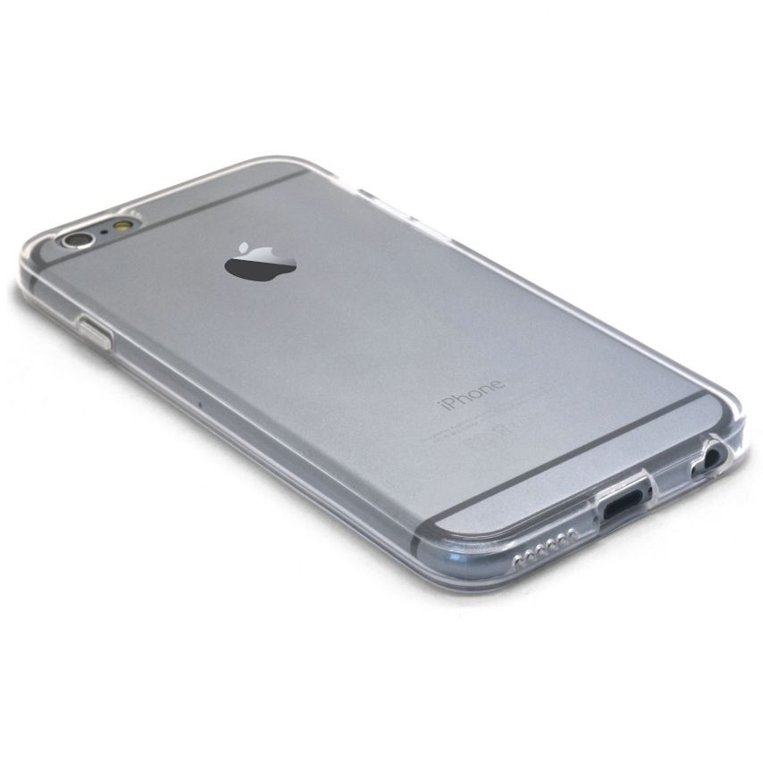 """""""Crystal Clear"""" flexible case for iPhone 6"""
