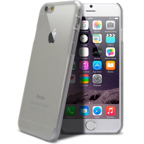 Extra Slim Crystal case for iPhone 6 Clear