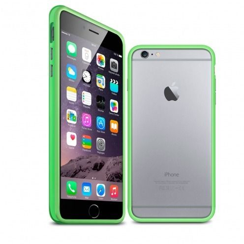 Bumper for iPhone 6 Plus HQ Green