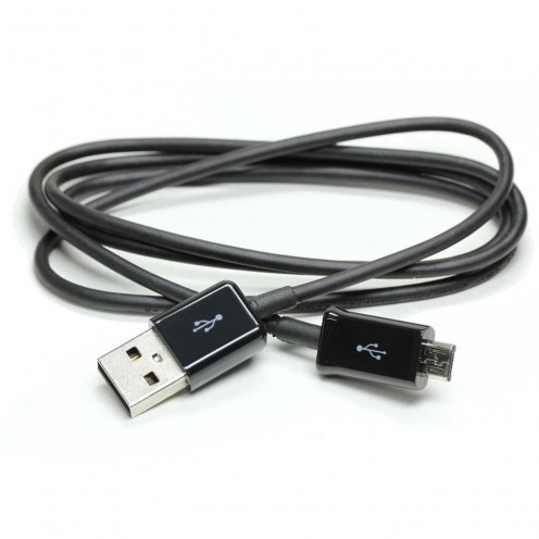 Sync and transfer cable USB to Micro USB Samsung ECC1DU4BBE - 1M