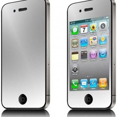 Clubcase ® Miror HQ screen protector 3 Font+ 3 Back iPhone 4/4S
