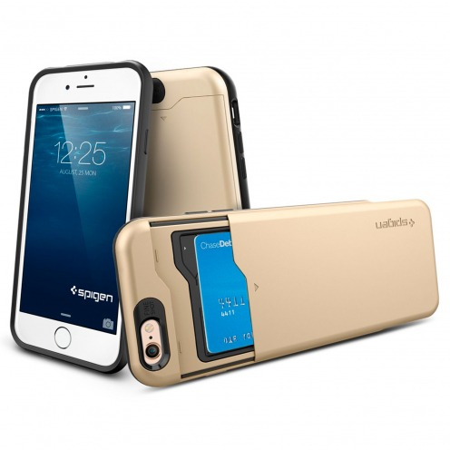SGP Spigen® iPhone 6 Case Slim Armor CS Champagne Gold