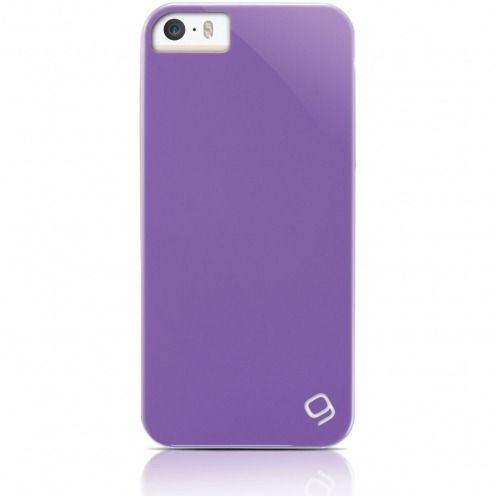 Gear4® Hard Case Pop Colors Purple for iPhone 5/5S/SE