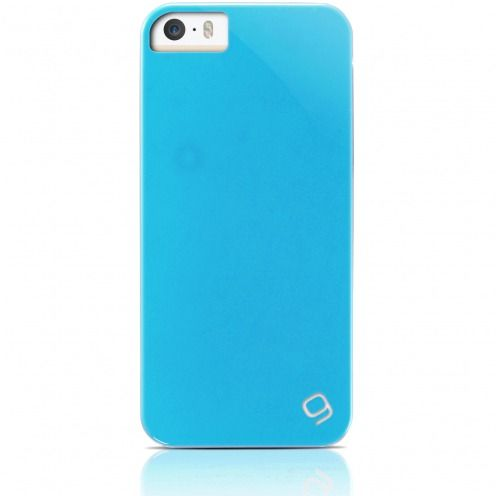 Gear4® Hard Case Pop Colors Blue for iPhone 5/5S/SE