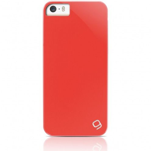 Gear4® Hard Case Pop Colors Red for iPhone 5/5S