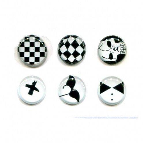 Home Sticker sticker button Home iPhone 3GS / 4 / 4s / 5 Design Black