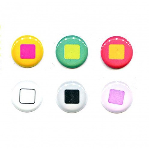 Home Sticker sticker button Home iPhone 3GS / 4 / 4s / 5 Design square