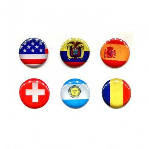 Home Sticker sticker button Home iPhone 3GS / 4 / 4s / 5 Design flag
