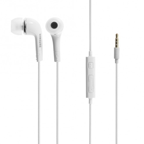 Samsung Handsfree In-Ear Earphones EHS64AVFWE White