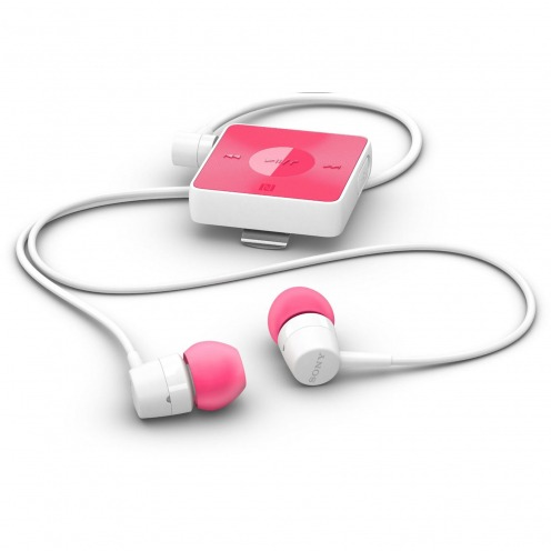 Sony® SBH20 Bluetooth NFC Stereo Handsfree Kit Pink
