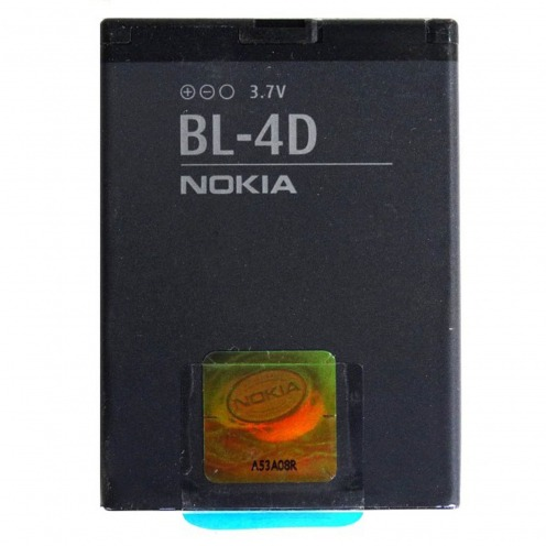 Nokia Original Battery BL-4D (1200 mAh) For E5, E7, E8, N8 and N97 mini