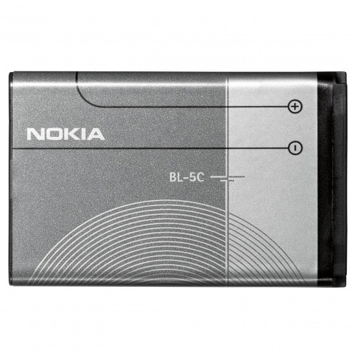 Nokia Original Battery BL-5C (1020 mAh)