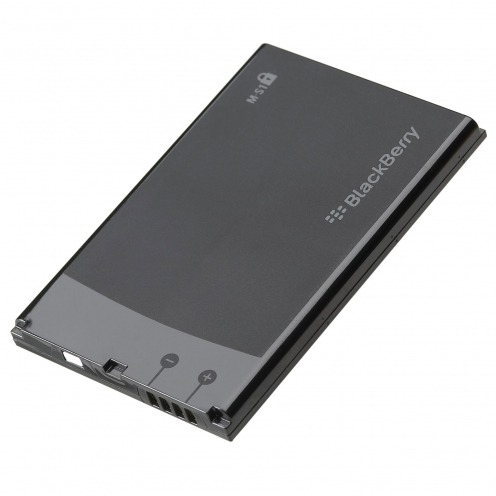 BlackBerry Original Battery M-S1 (1500 mAh) For Bold 9700