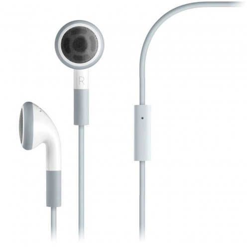 Hearphones / Handsfree w/mic white for iPhone