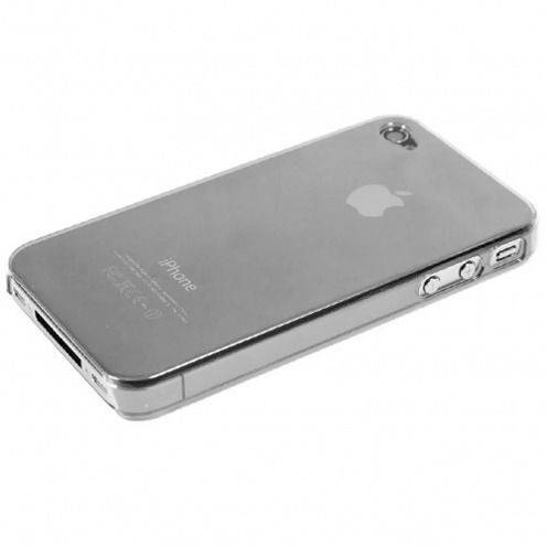 Extra Slim Crystal case for iPhone 4S/4 Clear
