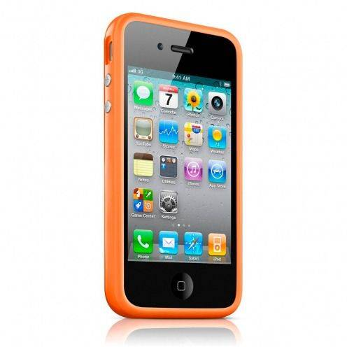 Bumper HQ Orange for iPhone 4 S / 4