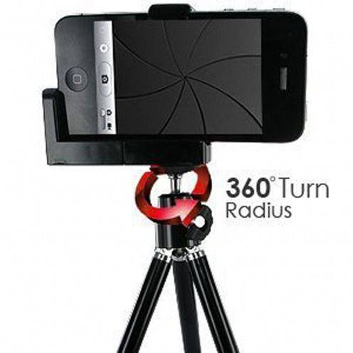 Tripod - Stand Photo / Video for iPhone 5 / iPhone 4 / 4s / 3G