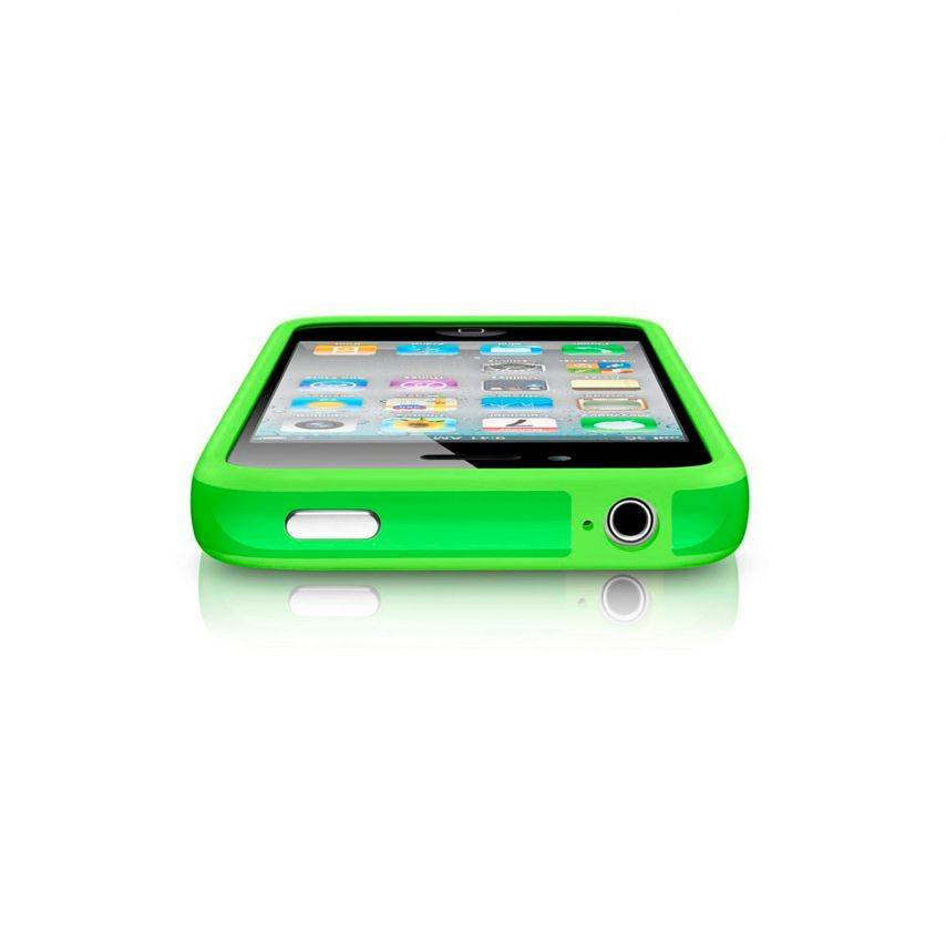 Bumper HQ green for iPhone 4 S / 4