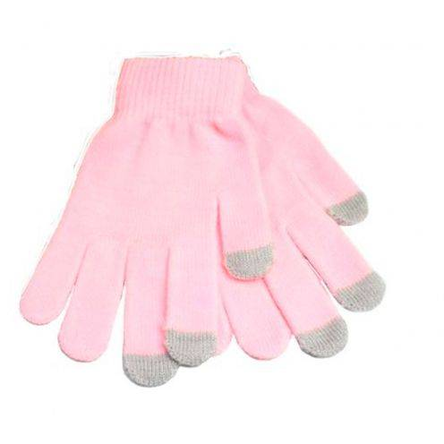 iTouch - Touch Gloves special iPhone iPad Pink - size S
