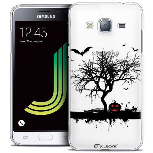 Coque Crystal Samsung Galaxy J3 2016 (J320) Extra Fine Halloween - Devil's Tree