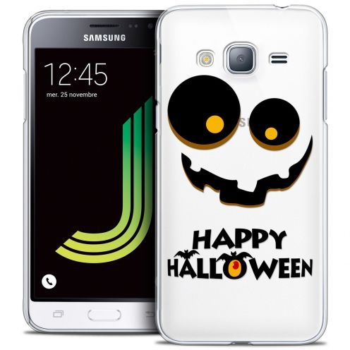 Coque Crystal Samsung Galaxy J3 2016 (J320) Extra Fine Halloween - Happy