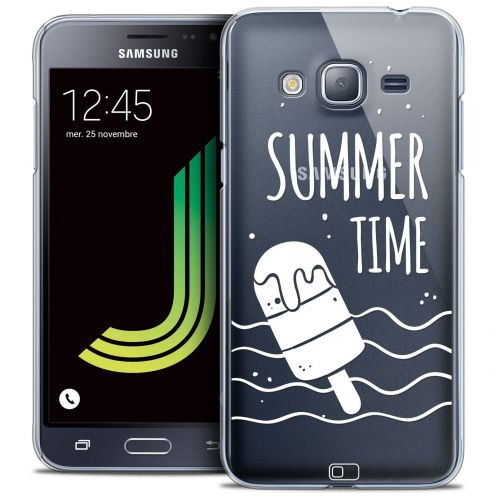 Coque Crystal Samsung Galaxy J3 2016 (J320) Extra Fine Summer - Summer Time