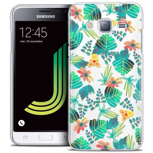 Coque Crystal Samsung Galaxy J3 2016 (J320) Extra Fine Spring - Tropical