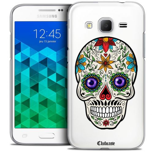 Coque Crystal Galaxy Core Prime (G360) Extra Fine Skull - Maria's Flower
