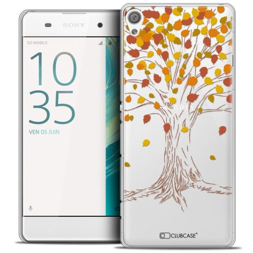 "Coque Crystal Sony Xperia XA 5"" Extra Fine Autumn 16 - Tree"
