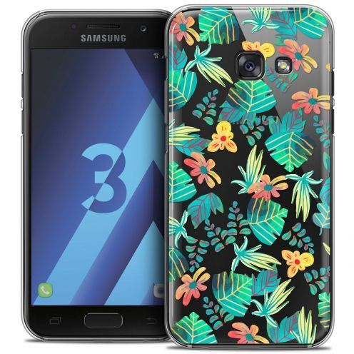 Coque Crystal Samsung Galaxy A3 2017 (A320) Extra Fine Spring - Tropical