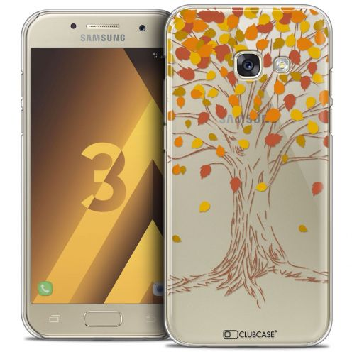 Coque Crystal Samsung Galaxy A3 2017 (A320) Extra Fine Autumn 16 - Tree