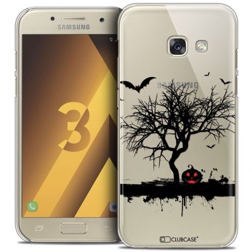 Coque Crystal Samsung Galaxy A3 2017 (A320) Extra Fine Halloween - Devil's Tree