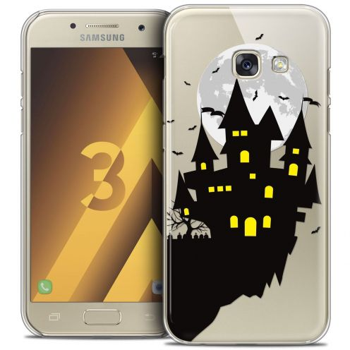 Coque Crystal Samsung Galaxy A3 2017 (A320) Extra Fine Halloween - Castle Dream