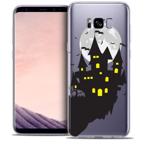 Coque Crystal Gel Samsung Galaxy S8+/ Plus (G955) Extra Fine Halloween - Castle Dream