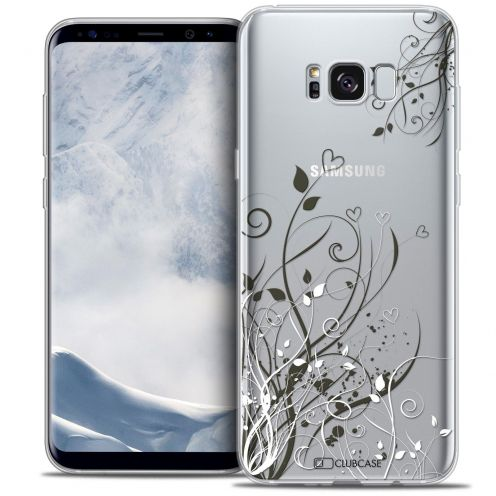 Coque Crystal Gel Samsung Galaxy S8+/ Plus (G955) Extra Fine Love - Hearts Flowers